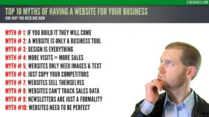 Top 10 business myths for websites